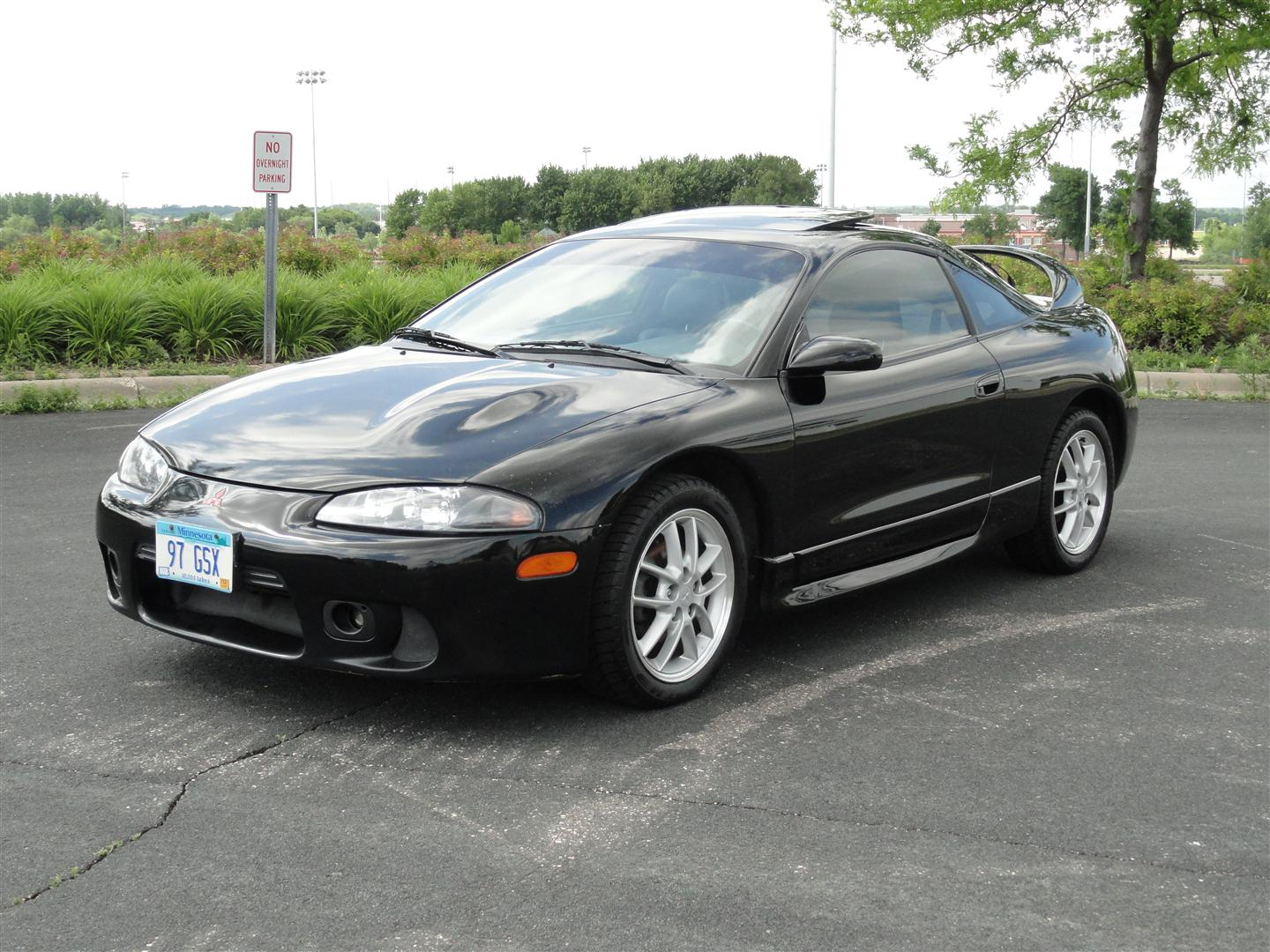 1997 mitsubishi eclipse gsx for sale mitsustyle. Black Bedroom Furniture Sets. Home Design Ideas